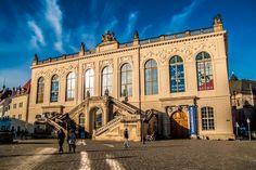 Das Verkehrsmuseum in Dresden