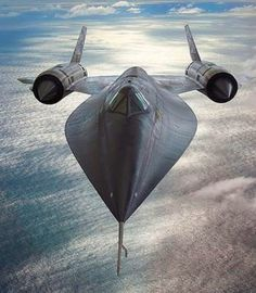 SR 71 - Blackbird Airplane Fighter, Fighter Aircraft, Air Fighter, Fighter Jets, Stealth Bomber, Old Planes, Aircraft Design, Aviation Art, Private Jet