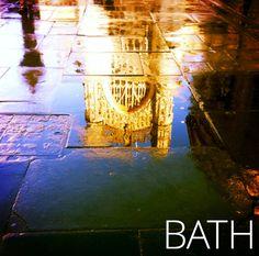 #bath #england #city
