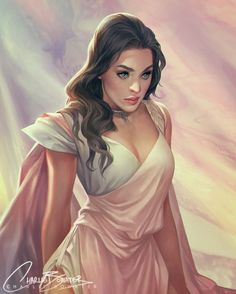 A selection of gorgeous digital paintings and illustrations by the talented British fantasy artist Charlie Bowater. Character Portraits, Character Art, Character Design, Fantasy Women, Fantasy Girl, Fantasy Princess, Fantasy Characters, Female Characters, Charlie Bowater