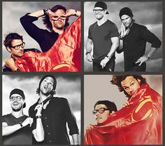 Supernatural. <3 these idiots