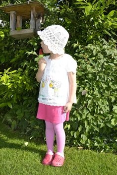 klobucik od nasej sikovnej tety zuzany z levar, dakujeme... je nadherny...