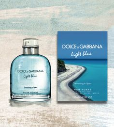 The Swimming fragrances evoke summer, releasing all of its warmth and energy. the pure and joyful soul of the Mediterranean summer lives on in both fragrances. Discover more about the Light Blue limited edition Swimming in Lipari for men on  www.dolcegabbana.com/beauty/perfumes/light-blue-limited-edition-2015 #dglightblue #dgbeauty