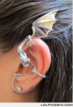 Cool Earring