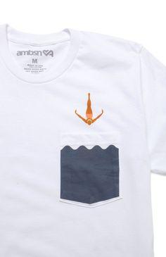 88 Best Pocket T Shirts Images Block Prints Cool T Shirts Man