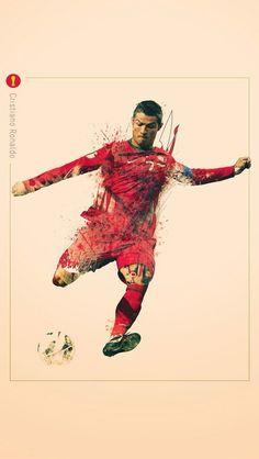 Cristiano Ronaldo - #football World Cup iPhone wallpaper