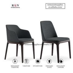 New Style Solid Wood Dining Chair for Restaurant and Cafe Restaurant Supply, Restaurant Chairs, Hospitality Supplies, Solid Wood Dining Chairs, Kitchenware, Furniture, Home Decor, Style, Swag