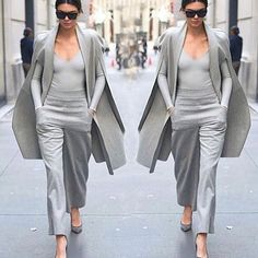 #grey #greystyles #fashion #fashioninspo #styles #icon #inspo #goals #fleeky ✨