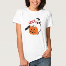 Animated Happy Halloween T Shirt