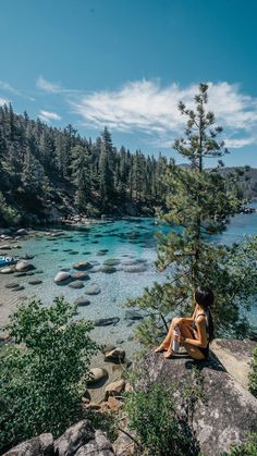 Secret Cove, Lake Tahoe   Bucket List Bums