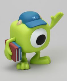 Monsters University Mike Wazowski Pop! Figurine by Monsters Univers
