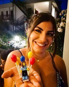 Happy birthday to Elena! Our favorite Brickonauta!  #lego #birthday #girl