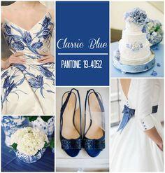 Classic Blue #FusionBeadsColoroftheMonth #Pantone