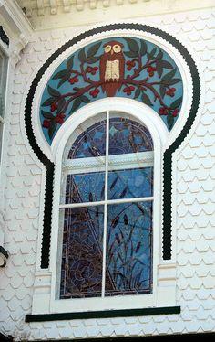 Owl window.