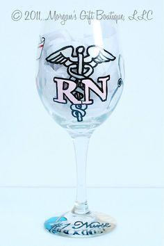 cute wine glass!