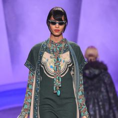 COLLECTION 2014 - ANNA SUI FALL 2014
