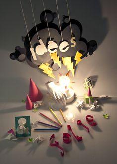 Design tactile by Janie Bastien, via Behance
