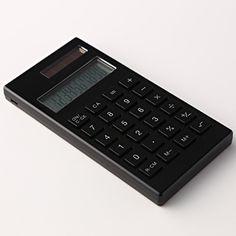 電卓 10桁・黒 | 無印良品ネットストア