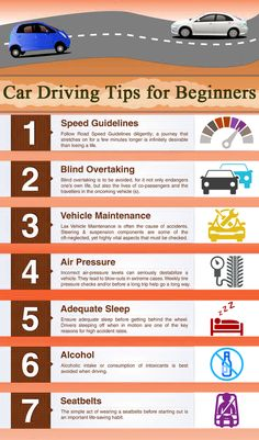 We list out some essential car driving tips for beginners that will come in handy.