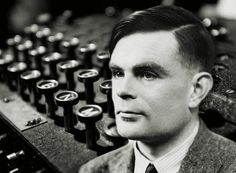Turing is widely considered to be the father of theoretical computer science and artificial intelligence. Alan Turing, Artificial Intelligence, Image, Father, Thoughts, Pai, Theory Of Computation