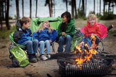 Campfire Fun for Kids: Activities to Enjoy at Night