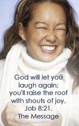 Scripture Tags/Love this smiling face. Makes us realize- we will really will laugh again! Great Quotes, Quotes To Live By, Me Quotes, Inspirational Quotes, Word Of Faith, Word Of God, Book Of Job, Bible Scriptures, Job Bible