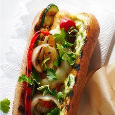 Unbeatable crowd-pleasing hot dogs—The Backyard Farmer Hot Dog   MyRecipes.com