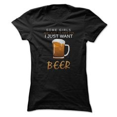 Girls Want Beer LIMITED TIME ONLY. ORDER NOW if you like, Item Not Sold Anywhere Else. Amazing for you or gift for your family members and your friends. Thank you! #beer
