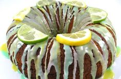 Lovely Vintage 7UP Cake  I  Light and lovely, it's time for this springtime lemon-lime delight! This cake is made with 7 UP, but any citrus soda will do. It's a low cal dessert  that your entire family will love.   #Cake #SpringtimeRecipes