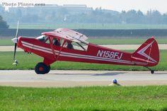 Piper PA-18-150 Super Cub - N158FJ