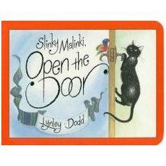 Slinky Malinki Open the Door - Lynley Dodd [Purchased - with Mum]