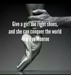 One very important lesson my ballet teacher taught me was that the shoes Aren't relevant. I mean they are but don't dance from your shoes-but from your technique Just Dance, Dance Like No One Is Watching, Marilyn Monroe, Dance Aesthetic, Dance Motivation, Ballet Quotes, Ballerina Quotes, Dance Memes, Tap Dance Quotes