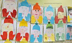 Tvoříme s dětmi  ☺: Máme krásné rukavice a kulíška.........