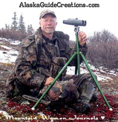 Mountain Woman Journals: Interview with Jaret Owens of Alaska Guide Creations - Survival Mom Radio.com