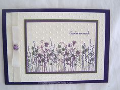 Stampin' Up!®: Pocket Silhouettes