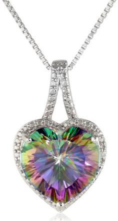 Beautiful Heart Pendant Necklace