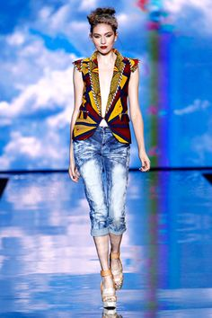 Gwen Stefani collection inspired by African Prints #AfricaFashion #AfricanPrints #AfricanInspired #ankara