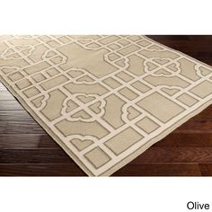 Beth Lacefield Hand-woven Vicky Reversible Rug
