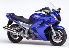 CLICK ON IMAGE TO DOWNLOAD 2001 Yamaha FJR1300 Motorcycle Repair Manual PDF Download