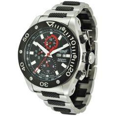Ingersoll Men's IN1611BKMB Palouse Watch