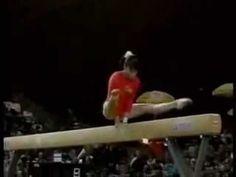 Yang Bo (CHN) 1990 World Cup BB - All Around