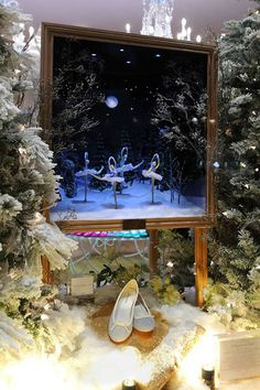 I saw it in the Window...Repetto, Paris, France, photo via repetto.com. https://musetouch.org/?cat=13