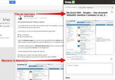 Come condividere i post Google Plus su altri social