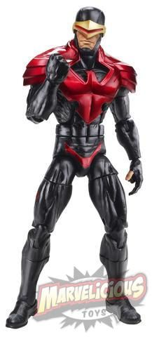 WOLVERINE MARVEL LEGENDS 6IN - PHOENIX CYCLOPS /// Marvelicious Toys - The Marvel Universe Toy & Collectibles Podcast