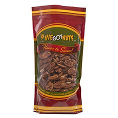 Two Pounds Of Pecans Raw - We Got Nuts ** See it now, it's a great product : Fresh Groceries