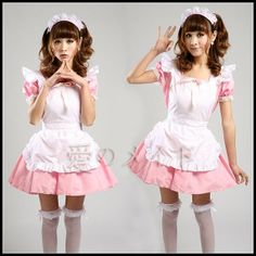 Hey, I found this really awesome Etsy listing at http://www.etsy.com/listing/159497114/japanese-cosplay-lolita-maid-coffee-shop