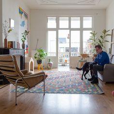 home of an illustrator photo by jordi huisman