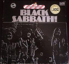 BLACK SABBATH - ATTENTION! Volume 2, Germany, Fontana, Album, 9299 133  '74