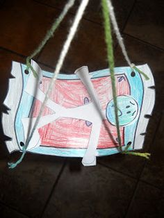 Could do an easy craft like this one. The Mixed Up Mama: The Paralyzed Man - Jesus Heals and Forgives Art/Craft Project Jesus Crafts, Bible Story Crafts, Man Crafts, Bible Crafts For Kids, Preschool Bible, Bible Lessons For Kids, Bible Activities, Bible Stories, Kids Bible