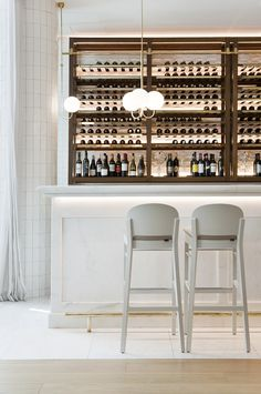 Little Collins St. Kitchen by Hecker Guthrie www.heckerguthrie.com. Photo by Shannon McGrath